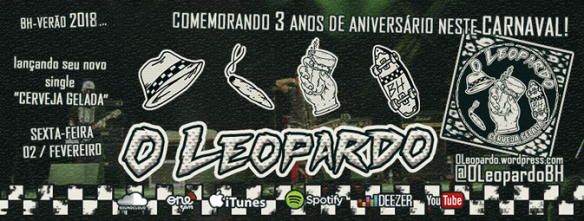 flyer o leopardo